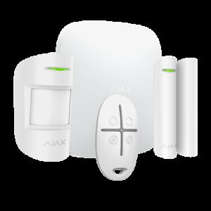 Ajax Hubplus kit kit di videosorveglianza