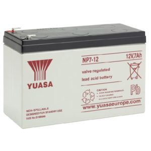 Batteria Yuasa NP7-12 (12V 7Ah