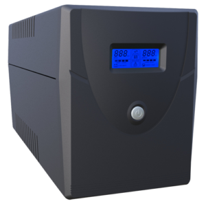 UPS3000VA-4 PN82767-241173 UPS monofase line-interactive Potenza 3000VA/1800W Entrata 220~240 Vac /Uscita 230 Vac 4 uscite SAI/UPS protette Tempo di ricarica 6~8 h 4 batterie di piombo-acido ermetiche